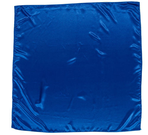 Sateen Regalia Scarf, Royal