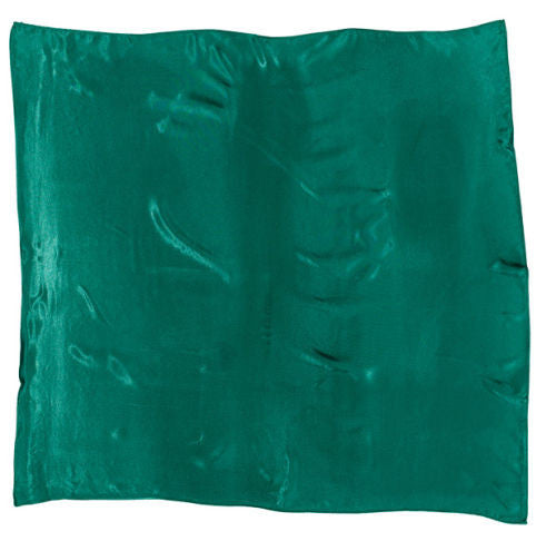 Sateen Regalia Scarf, Teal