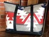 Shopping Bag, Mountain Majesty, Made with Pendleton® Fabric