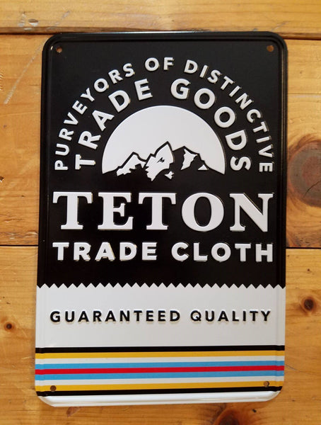 Teton® 10 Band Trade Cloth