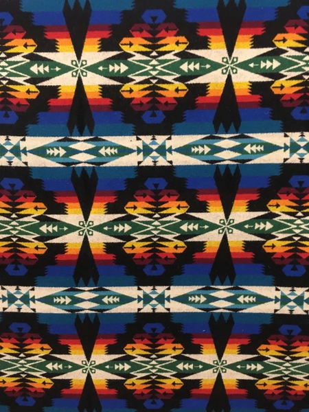 Pendleton® Fabric, Tucson, Black