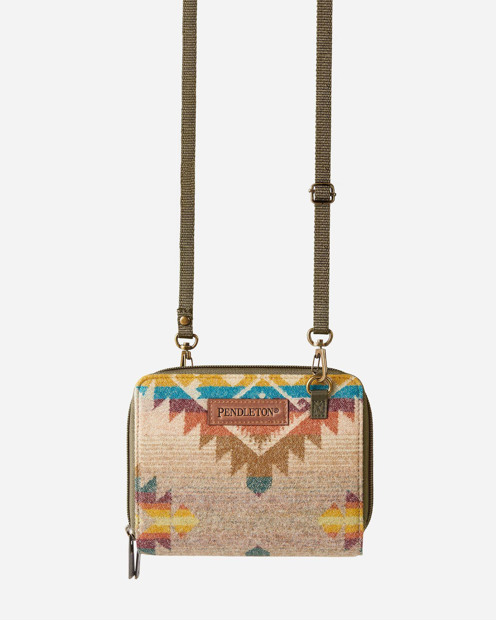Pendleton® Wallet On a Strap, Taos Trail - Kraffs Clothing