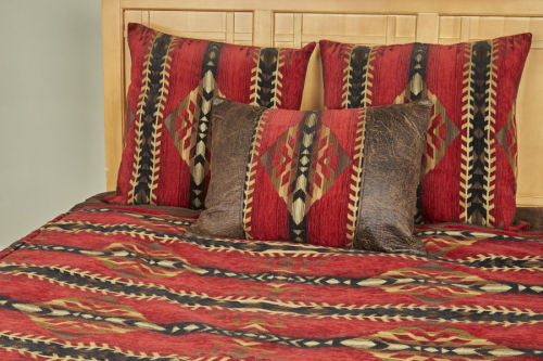 Wooded River Gallop Bed Set