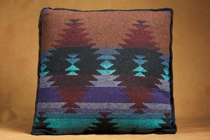 Wooded River Painted Desert Pillow