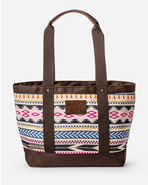 Pendleton® Zip Tote, Spirit Seeker