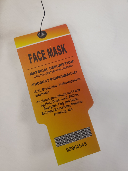 Nativo© Face Mask, Style #7 - Kraffs Clothing