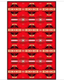 Western Trading, Extra Plush, Fleece Blanket, Red