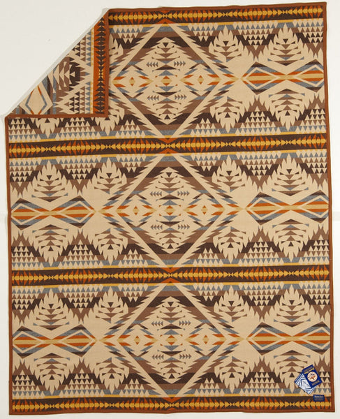 Pendleton® Diamond Desert Blanket