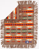 Pendleton® Chief Joseph Baby Blanket Shawl Collection, Khaki