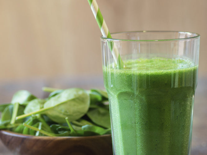 Green Cleanse Smoothie