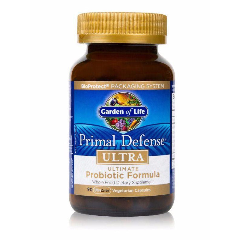 Primal Defense ULTRA Probiotics - 90 capsules