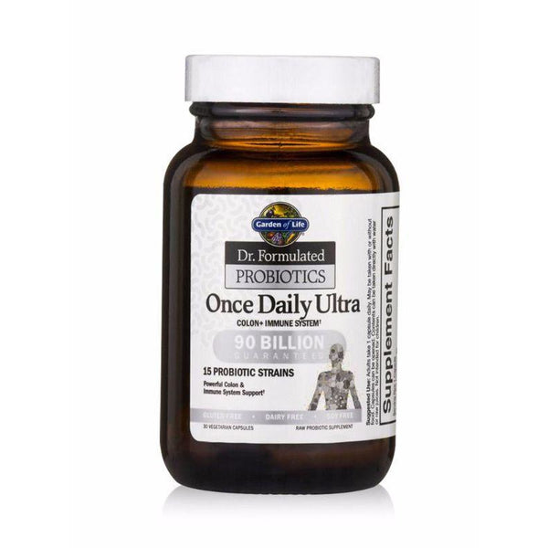 Dr Formulated Once Daily Ultra Probiotic 90 Billion