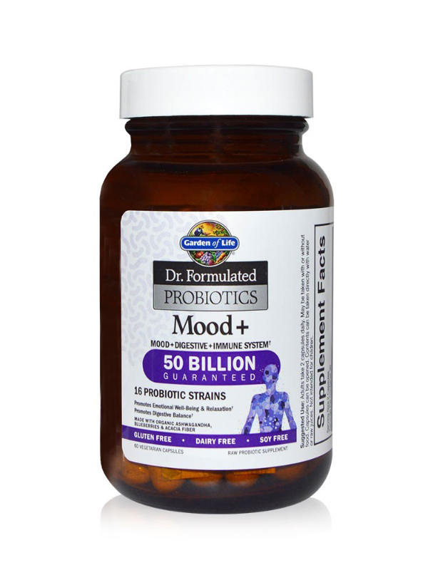 Dr Formulated Mood Plus Probiotic 50 Billion