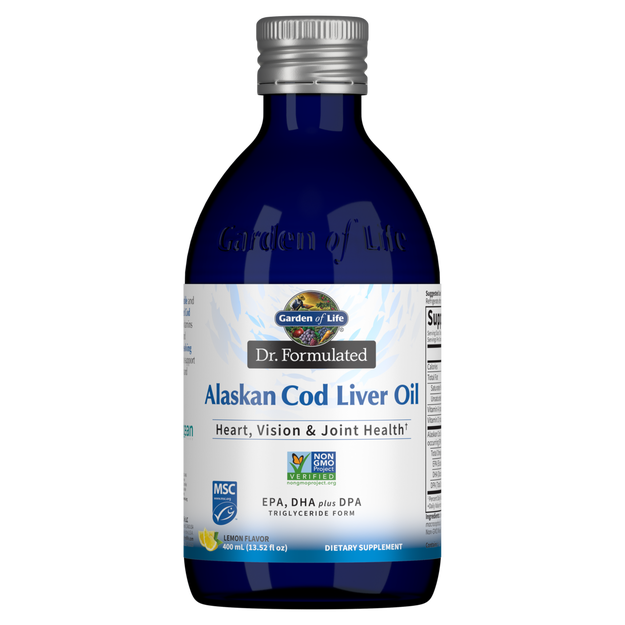 Dr Formulated Cod Liver Oil 400ml
