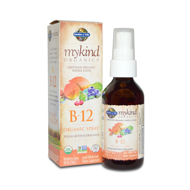 My Kind Organics, B12 Spray
