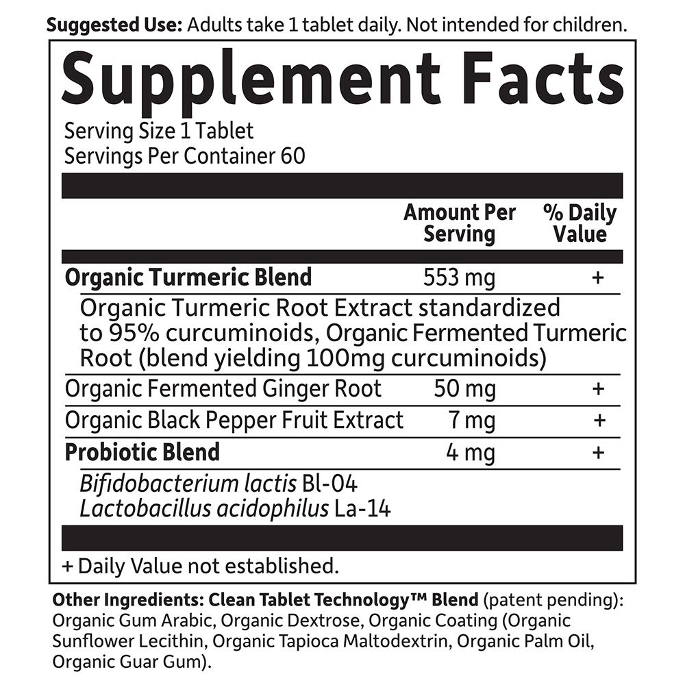 Turmeric Extra Strength nutritionals