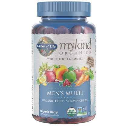 mykind Organics Mens Multi Gummies