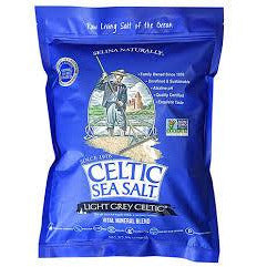 Celtic Sea Salt -Light Grey Coarse -2.27kg bag