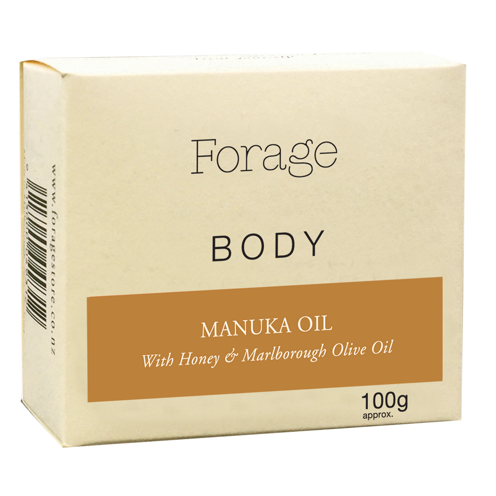 Forage Body Bar - Manuka Oil