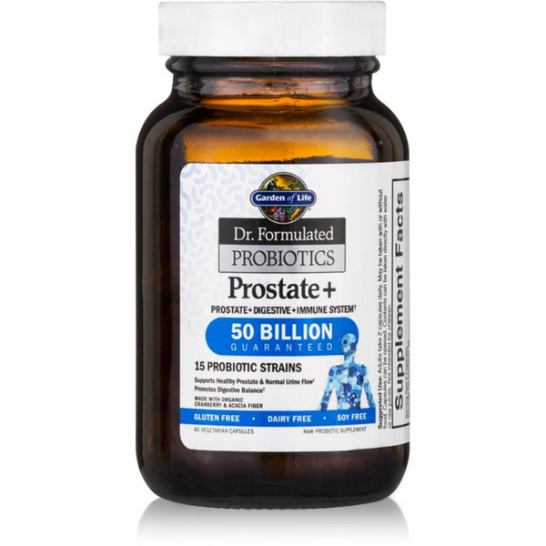 Dr Formulated Prostate Plus Probiotic 50 Billion