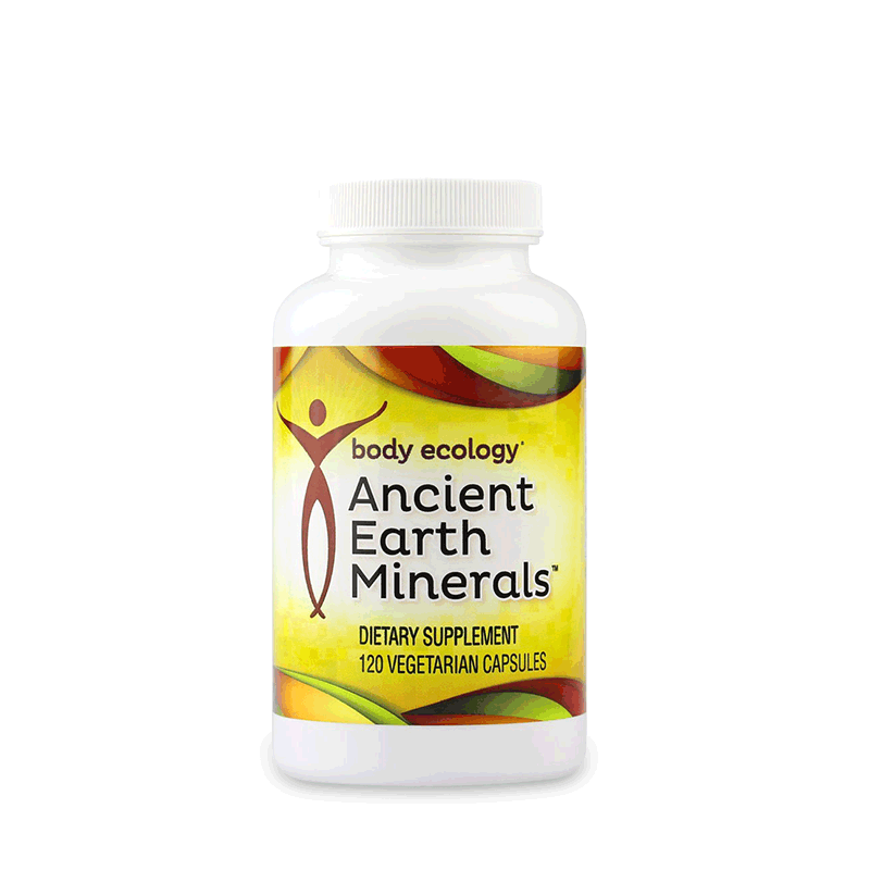 Ancient Earth Minerals Caps