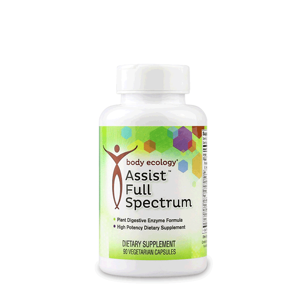 Assist Full Spectrum Digestive Enzymes