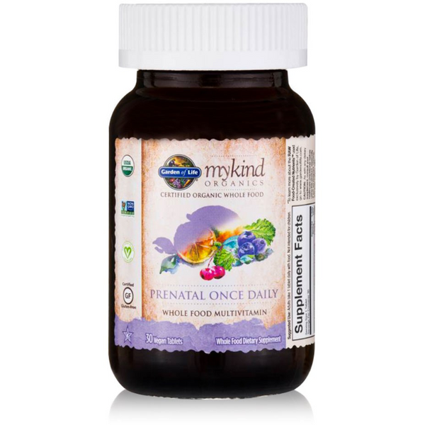myKind Organics - Prenatal Once Daily Multi - 30 tablets