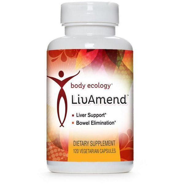 LivAmend - 120 capsules PROMOTION -  bb date - 5/20
