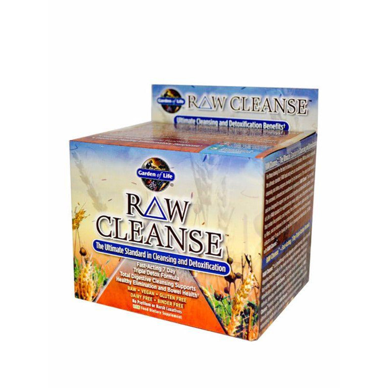 Raw Cleanse - 3 Part Program