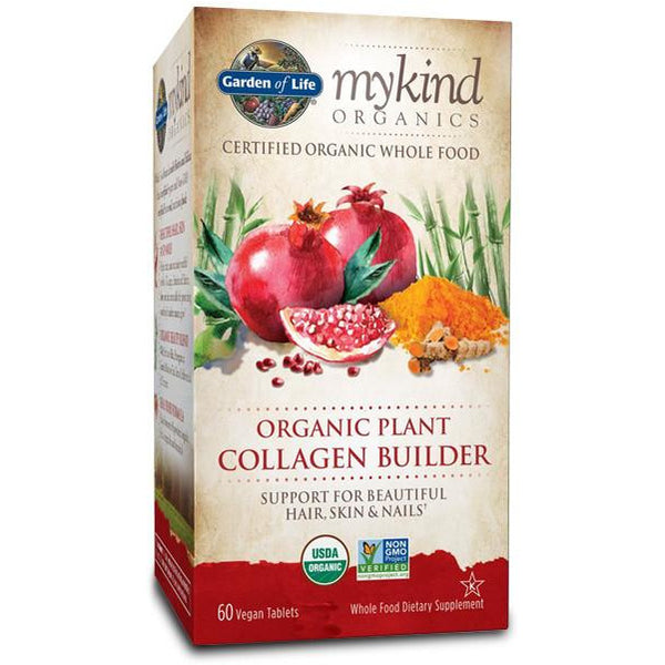 mykind Collagen Builder - 60 tablets