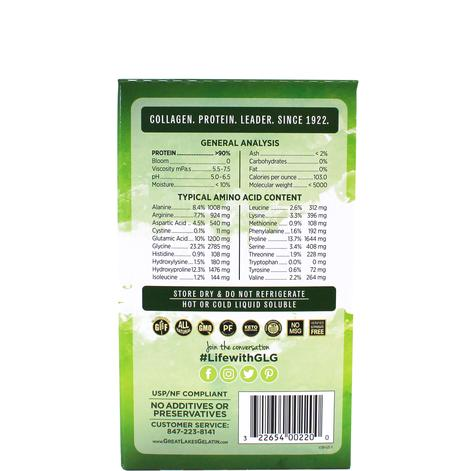 Collagen Hydrolysate - 20 servings