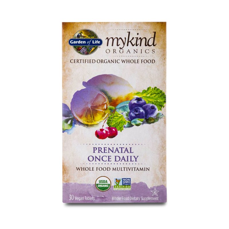 mykind prenatal once daily 90