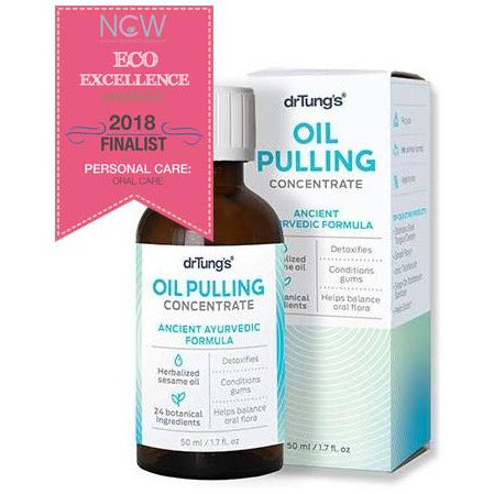 Dr Tung's Oil Pulling Concentrate  50 ml