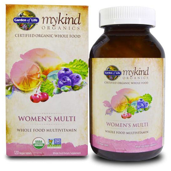 mykind Womens multi 120