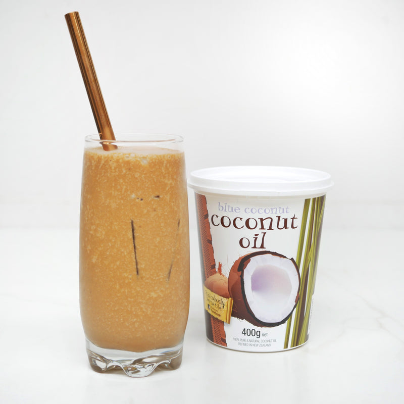 Coconut Iced Coffee Smoothie