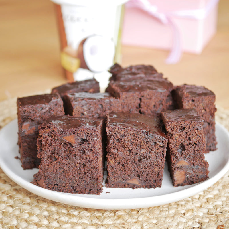 Valentines Chocolate Brownie