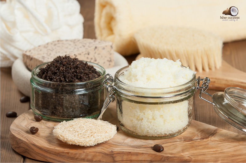 Coffee Coconut Body Scrub