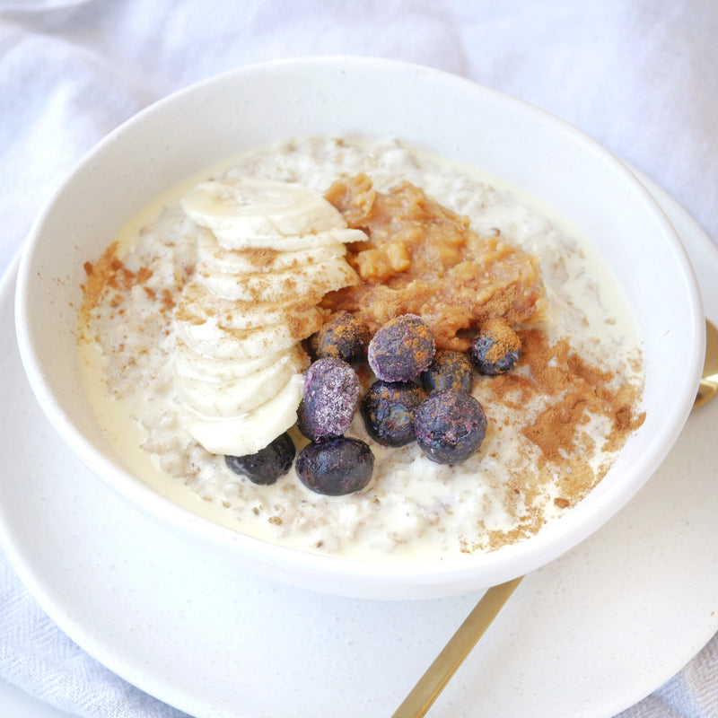 Creamy Coconut Porridge