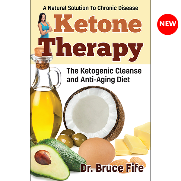 Ketone Therapy: The Ketogenic Cleanse & Anti-Aging Diet
