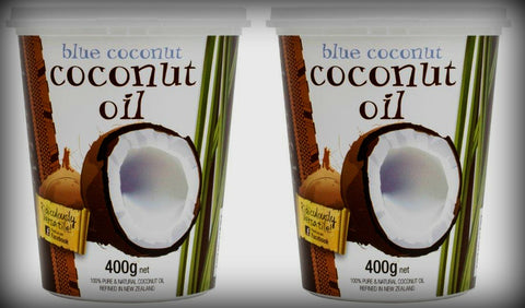 Coconut Oil pottles