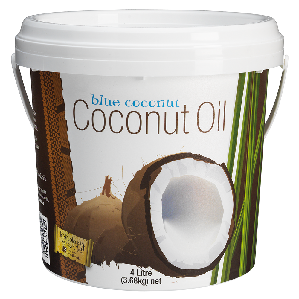 Equine Coconut Oil 4 Litre