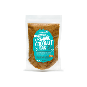 Coconut Sugar - 250g Pouch - Certified Organic