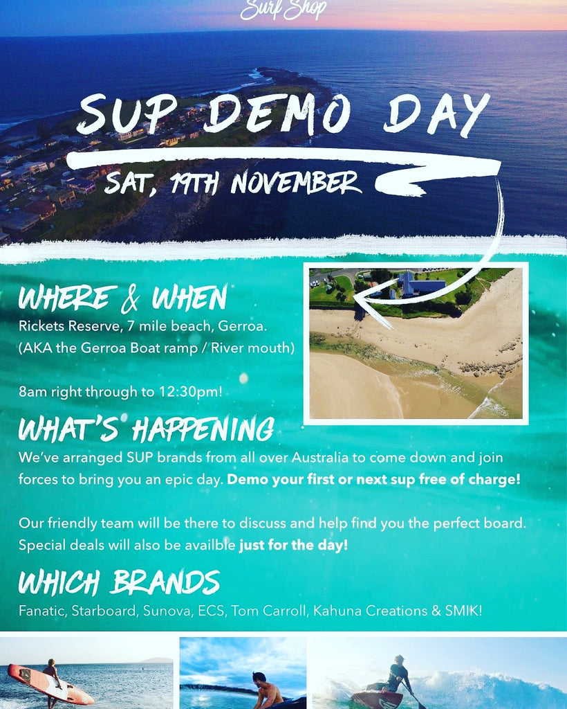 Natural Necessity Demo day this Saturday
