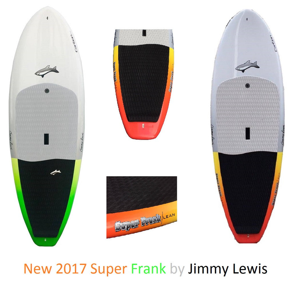 "New Jimmy Lewis ""Super Frank"""