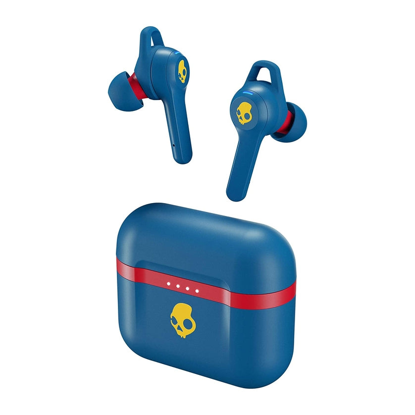 Audífonos Bluetooth True Wireless Skullcandy Indy EVO - Blue Red