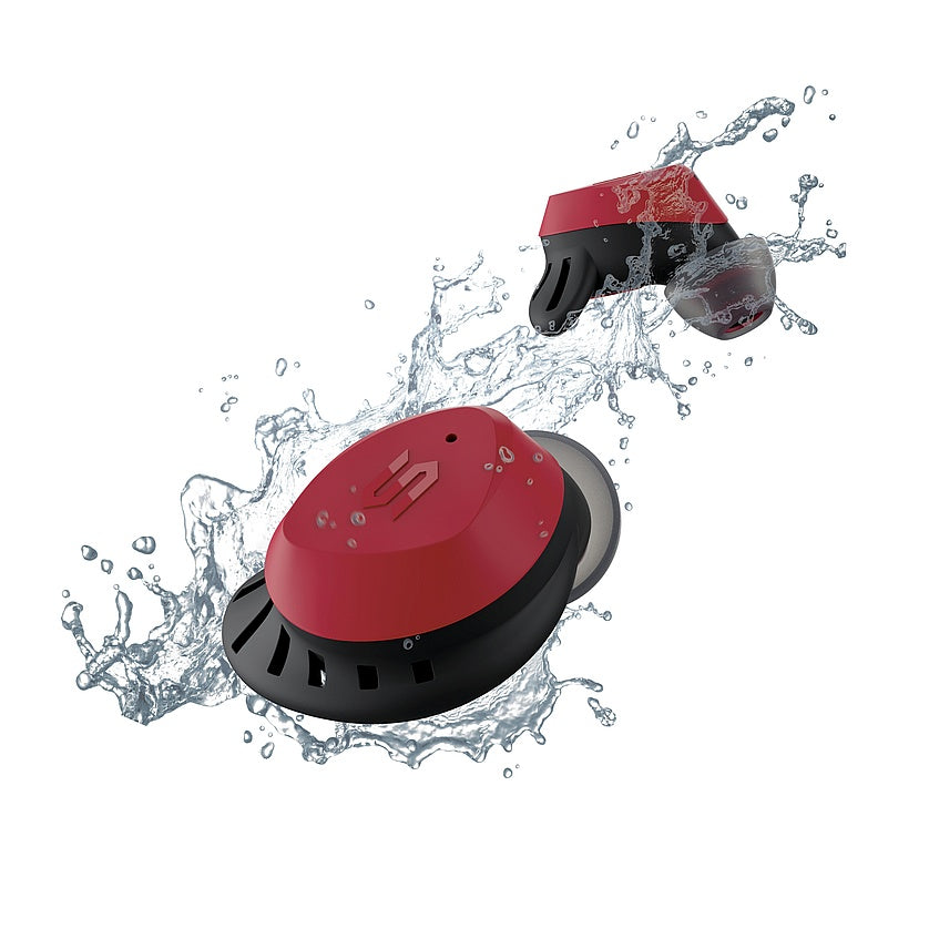 Audífonos Sport Bluetooth True Wireless Soul S-Fit - Red Fire