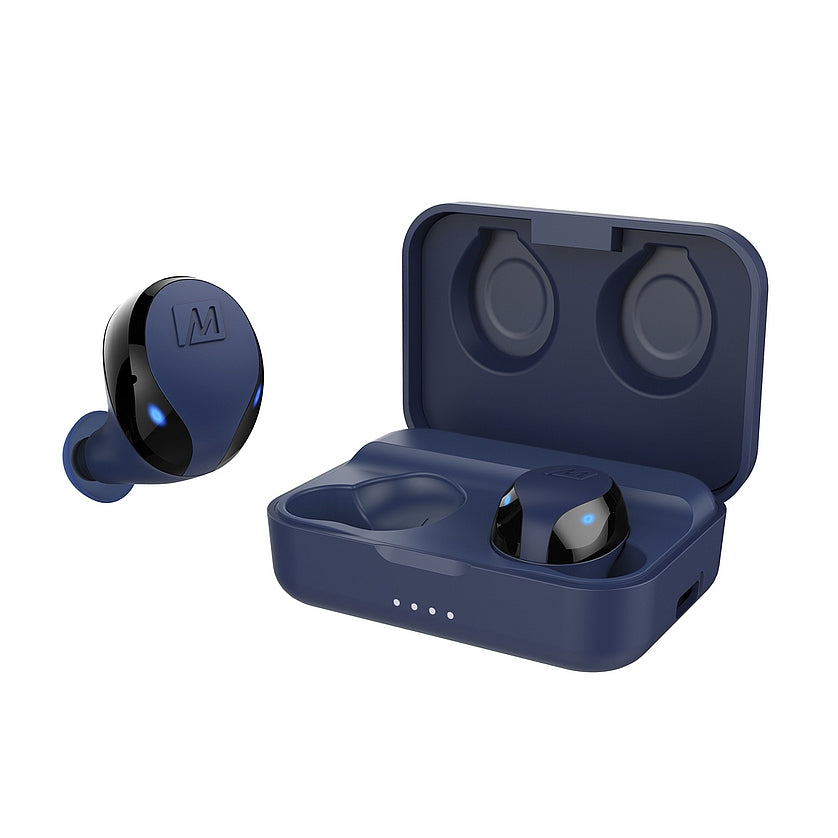 Audífonos Bluetooth True Wireless Mee Audio X10 - Blue