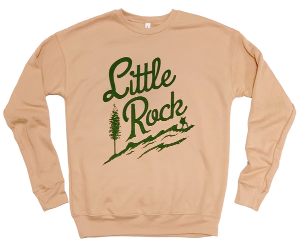 Little Rock Hiker's Sweatshirt