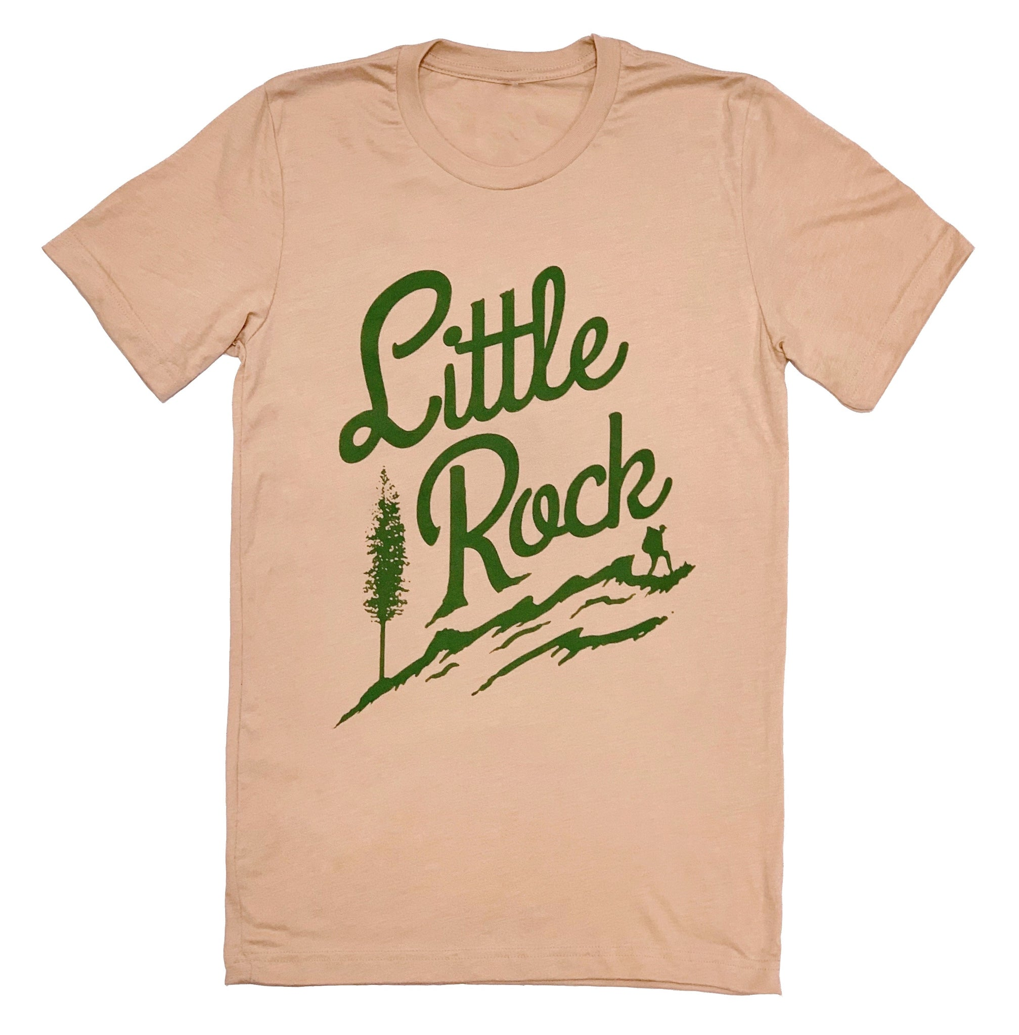 Little Rock Hiker's Tee