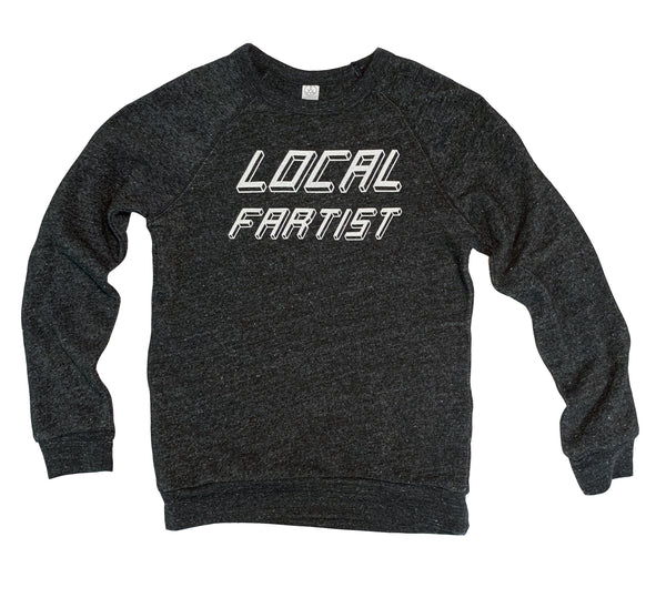Local Fartist Youth Sweatshirt